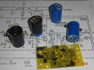Kurzwellen S / E- Umschalter 1-30Mhz, 1300W, Bausatz, RFT / FWB