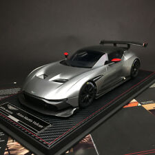 New 1/18 Frontiart Avanstyle Aston Martin Vulcan resin car model pearl silver
