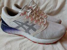 ASICS Running Shoes RoadHawk FF 2 White Peacock 1011A136 Men's Size 10 FlyteFoam