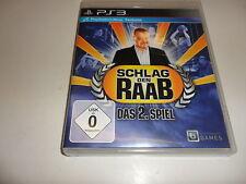 PlayStation 3  Schlag den Raab - Das 2. Spiel