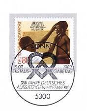 RFA 1982: Allemand charité du lépreux N° 1146 Bonner Timbre spécial! 1A 154
