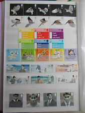GB Decimal QEII 2003 Complete Commemorative Collection U/M Under Face Circa £48