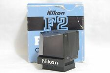 Nikon DA-1 Action Finder for F2 Black Boxed from Japan *Excelllent+*