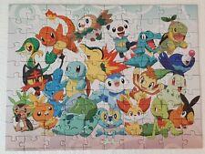 Pokémon Puzzle 100 Piece in Pokéball Tin
