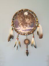 Trail of Dreams- Bradford Exchange - Spirits of the Pack - Dream Catcher