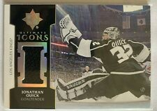 18/19 Ud Ultimate Jonathan Quick Ultimate Icons Jersey