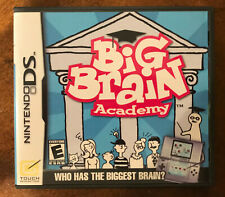Big Brain Academy Complete DS Game (cleaned, polished!)