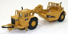 Custom NZG/Norscot Cat Caterpillar 627G Double Engine Push Pull Scraper 1/50 O