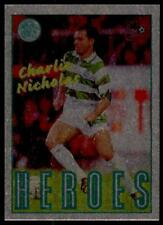 Futera Celtic Fans' Selection 1997-1998 (Chrome) Charlie Nicholas #75