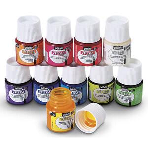 Pebeo Vitrea 160 Glass Paints - 45ml Bottles - Full range of colors available