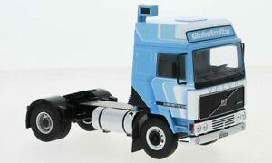 IXO MODELS  TR090  Volvo F12 1981 White/Blue  1:43