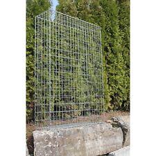Gabione 150x100x30 cm Steingabionen Steinkorb Gabione Maschung 10x5 cm