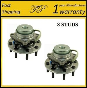 FRONT Wheel Hub Bearing Assembly For 03-16 CHEVY EXPRESS 3500/EXPRESS 4500 PAIR