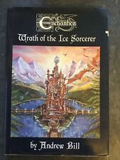 ENCHANTICA, Wrath Of The Ice Sorcerer. Andrew Bill, First Edition 1988