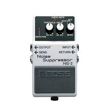 BOSS NS-2 NOISE SUPPRESSOR PEDALE PROFESSIONALE IN VENDITA ,Roland BOSS