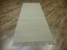 Super Super Fine Anatolia Flat Weave Heriz Kilim 2.4x6.7 Rug