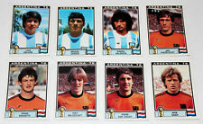 Panini WM WC ARGENTINA 78 1978 – 8 UPDATE STICKERS Teams ARGENTINA NETHERLANDS