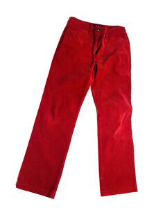 Polo RALPH LAUREN Corduroy Pants 8 picture day dress