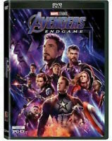 Avengers: Endgame (DVD, 2019) Brand New & Sealed Free USPS First Class Shipping