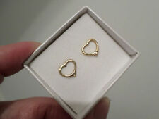 Yellow Gold Plated Natural Fine Earrings