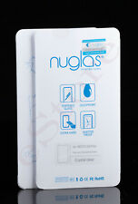 Motorola Moto G6 Plus Tempered Glass Screen Protector by Nuglas (BNS)