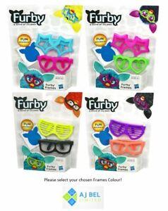Hasbro Furby Frames Accessories, 2 x Glasses, Includes Fun Stickers