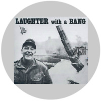 Blaster Bates Laughter with a Bang Audio CD Comedy disc