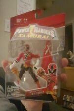 Power Rangers Super Samurai (2011) Bandai Red Earth Action Figure