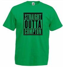 Straight Outta Compton Rap Music Dr Dre NWA. Eazy-E, Ice Cube, ,T Shirt