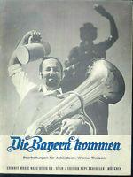 Die Bayern kommen - Akkordeon
