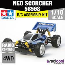 58568 TAMIYA NEO SCORCHER 4WD BUGGY TT-02B 1/10th R/C RADIO CONTROL 1/10 BUGGY