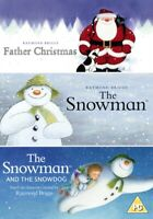 Nuovo Briggs Collections - Padre Natale/Pupazzo di Neve / Pupazzo & Snowdogs DVD