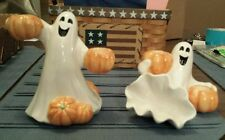 Fitz and Floyd ghost candle holder