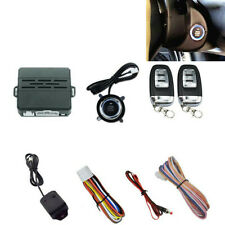 Start Push Button Remote Starter Keyless Entry Car SUV Alarm System Engine