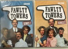 Fawlty Towers - The Complete Collection -Series 1 & 2 (2xDVD) BBC New/Sealed