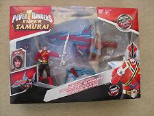 Power Rangers Mighty Morphine DX Shark Samouraï mégazord New dans Box