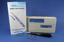 Dental Air Scaler Handpiece 4 Holes M4 3 Tips MEDIDENTAL USA