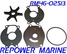 Water Pump Impeller Kit Mercury Outboard 15 HP, 18HP, 20HP, 25HP  #: 47-85089 Q4