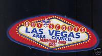 MINT 2005 JSP Las Vegas Area Council 803 Blue Border