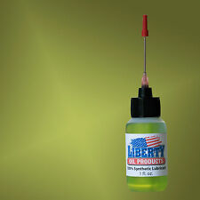 The Best 100% Synthetic Oil for lubricating Ho Scale Afx Slot Cars