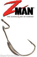 Z Man ChinlockZ Weighted Swimbait Hook 2/0 - 12/0 Hook Sizes, 1/12 oz. - 1 oz.