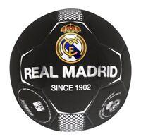 Pallone ufficiale Mini Real Madrid 2018 2019 bianco blancos Misura 3 nero