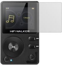 5x Schutzfolie für HIFI WALKER H2 MP3-Player Display Folie matt