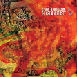 Between The Buried And Me - The Great Misdirect Vinyl LP New 2019