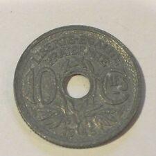 A SAISIR  10 CENTIMES ZINC 1945  TTB