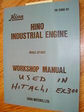 Engine diesel hino ebay hino ep100t workshop service repair manual engine diesel overhaul shop guide fandeluxe Images