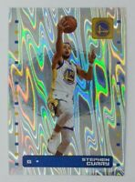 2019-20 Panini European Sticker Collection Stephen Curry #262, Warriors
