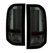 Spyder LED Tail Lights Smoke for 07-14 Silverado & Sierra 1500/2500HD/3500HD