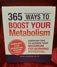 365 Ways To Boost Your Metabolism By Rachel Laferriere, MS, RD