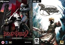 Blood Omen 2-Legacy of Kain & Demonio Vector Nuevo y Sellado